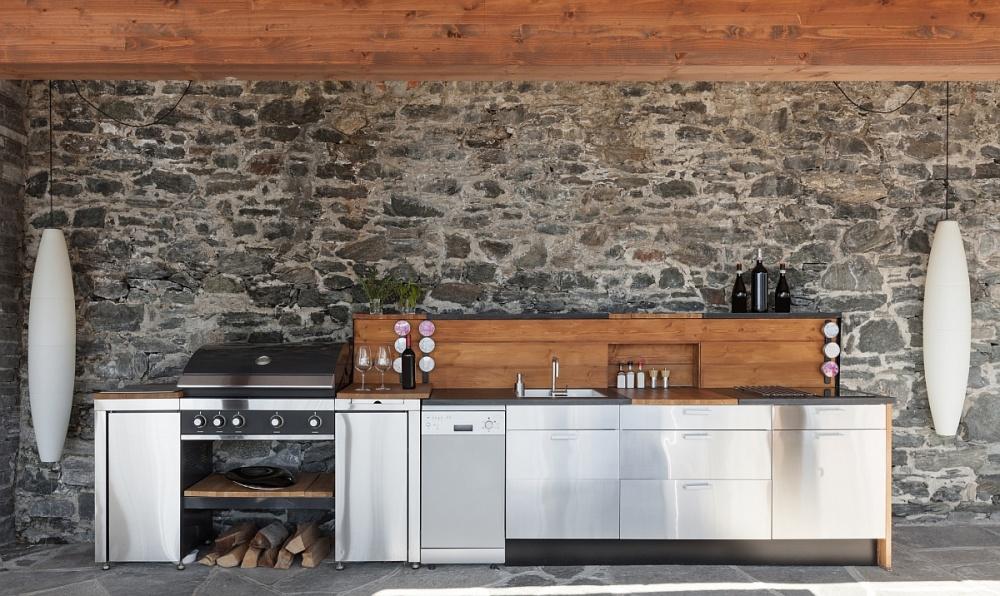 Outdoor Küche Holzkohle : Küchenabverkauf details