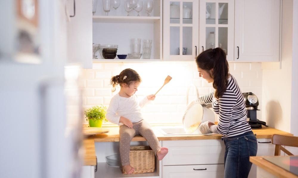 Kleine Küche Einrichten Bilder